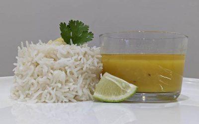 Dal & Rice (Varan Bhaat)
